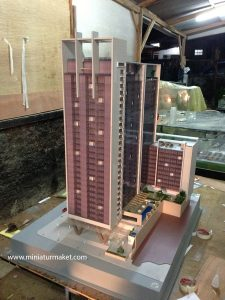 Maket Apartment